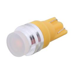 MZ T10 5W COB LED Car Clearance Lamp Yellow Light 577nm 300lm (12V)