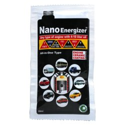Nano Energizer All in one Type Engine Ceramic Coating Red (30ml pouch)