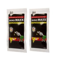 Nano Maxx Cooling Radiator Additive Set of 2 (30ml pouch)