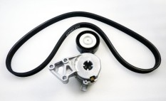 New V-Ribbed Belt Tensioner Kit For Vw Jetta Golf Audi A3 1.6 1.8t 2.0 6pk1195 By Sance Auto Parts.