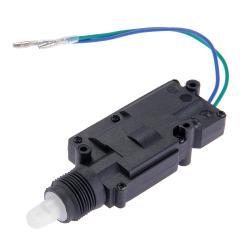 OEM Car Auto Universal Heavy Duty Power Door Lock - 12V - Biru