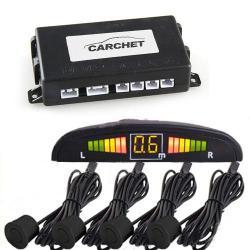 OEM Car LED 4 Sensor Parking Reverse Backup Reversing Radar