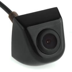 OEM CMOS Color 170°Car Rear View Reverse Camera - 12 V - Hitam