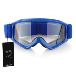 OEM Motocross Off-Road Goggles - Biru