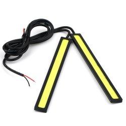 OH 2pcs 12V 0.33 A LED COB Car Auto DRL Driving Daytime Running Lamp Fog Light