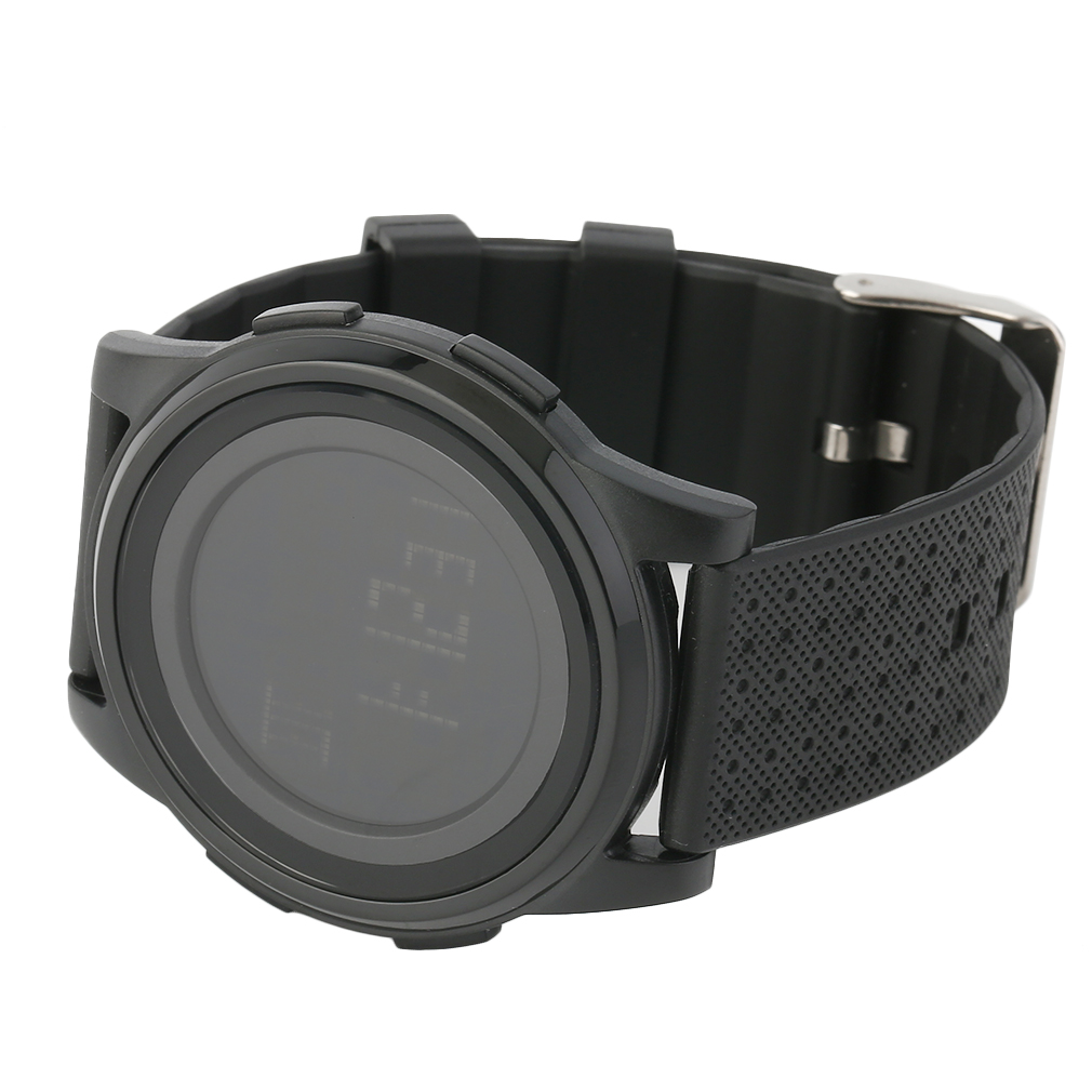 OH SKMEI 1206 Women's Fashion Jelly Color Silicone Band Waterproof Wristwatch black - Intl product preview, discount at cheapest price