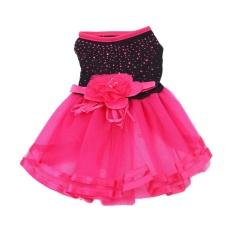 Oscar Store Fashion Pet Dog Tutu Dress Skirt Clothing Party Supply Pet Product L Sizes - Intl By Oscar Store.