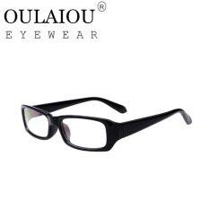 Oulaiou Fashion Accessories Anti-fatigue Trendy Eyewear Reading Glasses OJ21007 - intl