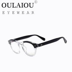 Oulaiou Fashion Accessories Anti fatigue Trendy Eyewear Reading Glasses OJ793 intl .