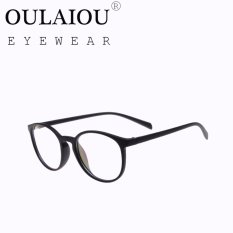 Oulaiou Fashion Accessories Anti fatigue Trendy Eyewear Reading Glasses OJ622 intl .