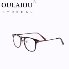 ... Oulaiou Fashion Accessories Anti fatigue Trendy Eyewear Reading Glasses OJ9298 intl