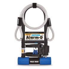 Oxford Lk357 Alarm-D Max Duo (size:320mm X 173mm) By Motoworld.