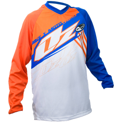 OZ Racing Ride98 Mx Jersey (Orange)