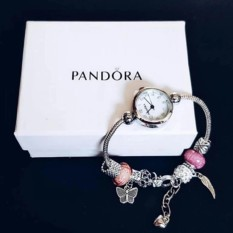 31b4d85f84a2c Pandora Watch bracelet pink