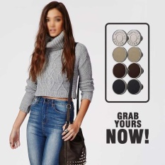 Perfect Fit Button Reusable Add An Inch To Your Jeans Pants Waist Keep It Fit - Intl By Versea.