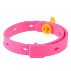 Pet Cat Collar Anti Mosquito Protection Cat Anti Flea Tick Mite Repellent - Intl By Welcomehome.