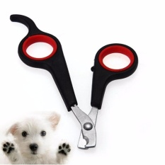 Pet Dog Puppy Cat Nail Trimmer Clipper Cutter Scissor Tools Kit - Intl By Blossom Mall.