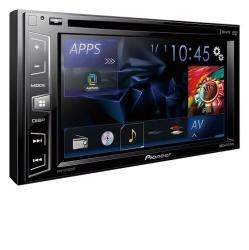 Pioneer AVH-1750 Car Stereo (Black)