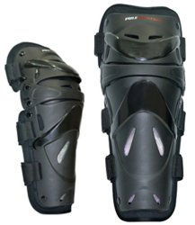 Pole Position Extreme Knee Guard Free Size (Black)