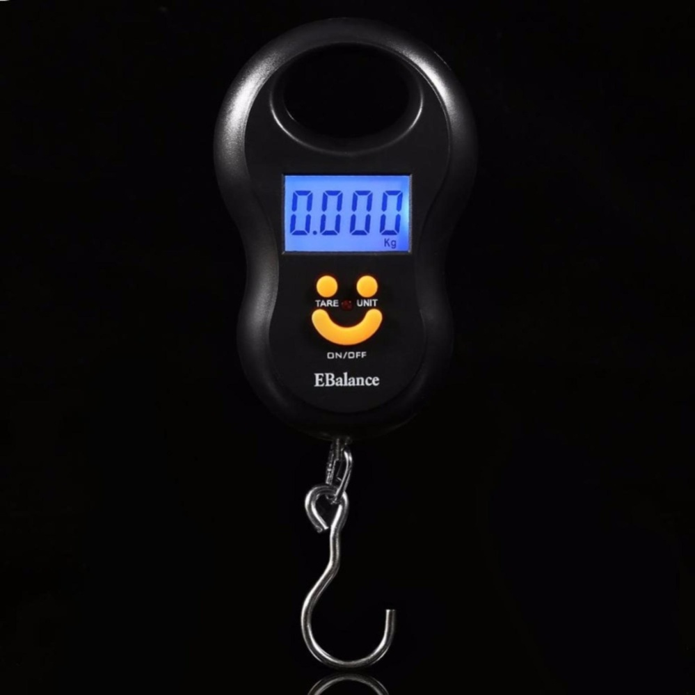 Portable Electronic Luggage Scale By Ok Style.