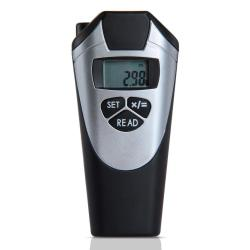 Portable Ultrasonic Laser Pointer Distance Meter Measuring
