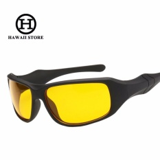 bb3b473710d Professional Night Driving Glasses Anti Glare Glasses For Safety Driving  Sunglasses Yellow Lens Night Vision Goggles
