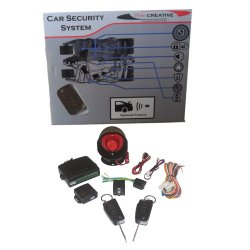 Pulse Creative Car Alarm Flip Key Remote Set for Toyota Left