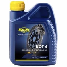 Putoline 74040 Motorcycle Brake Fluid Dot 4 (500ml) By Motoworld.