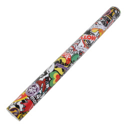 PVC Sticker Bomb Scrawl Sheet 30 x 20 Inch