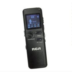 RCA VR5188 Compact Digital Voice Recorder 4GB