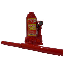 Red X Hydraulic Bottle Jack 2Ton