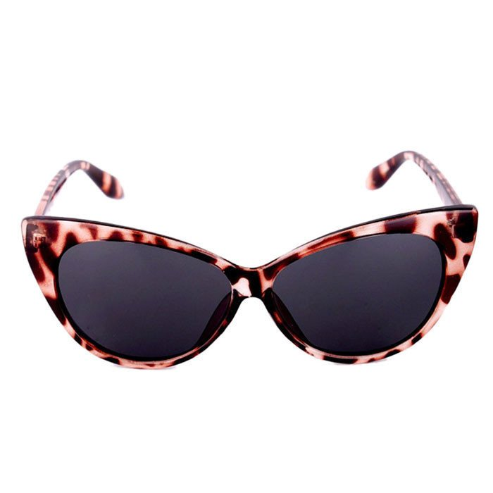 Retro Sexy Cat Eye Sunglasses Black+Brown product preview, discount at cheapest price