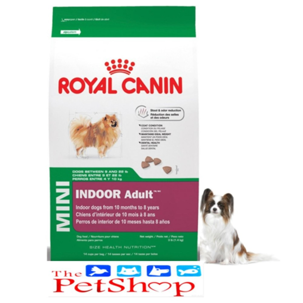 mini adult breed canin Royal