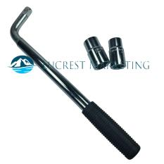 S-Ks Tools Usa 616a Master Wheel Wrench Set (black/silver) By Lucrest Marketing.