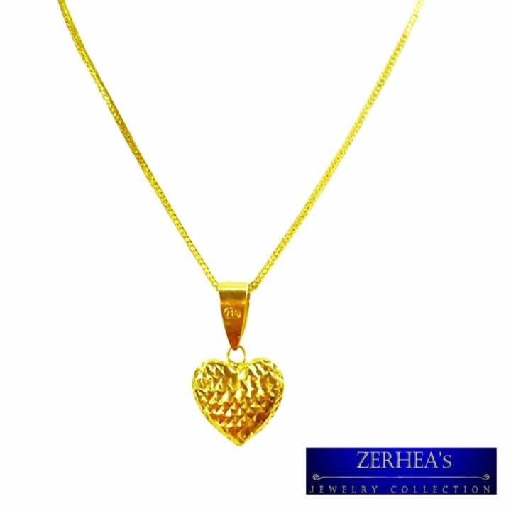 polish womens link diamond shop box jewelry necklace heart necklaces chain ladies high gold white chains