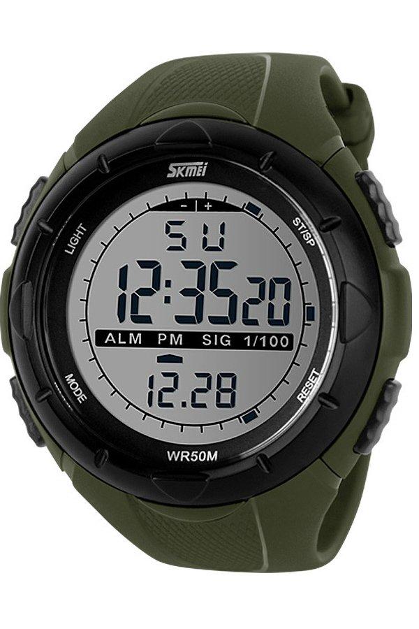 Skmei 1025 Digital Watch (Green)