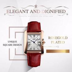 7b85855bde6 SKMEI 1085 Women Waterproof Quartz Watches Luxury Fashion Casual Watch  Leather Strap Lady Dress Wristwatch -