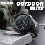 Watches Hearty 2019 Skmei Brand Compass Watches 5atm Water Proof Digital Outdoor Sports Watch Mens Watch El Backlight Countdown Wrist Watches Men's Watches