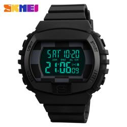 SKMEI 1304 Men's Watches Top Brand Luxury Military LED Digital Electronic Wrist watches Men Outdoor Sport Watch