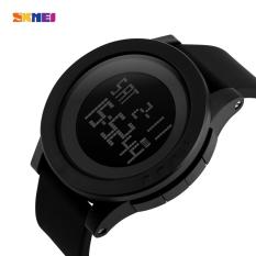 Skmei Large Dial 1142 Outdoor Sports Watch Men and Women Digital LED Fashion Casual Waterproof (