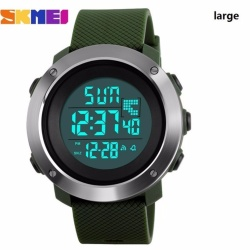Skmei Men's Fashion Sport Watches Men Digital LED electronic Clock Man Military Waterproof Couple watch - intl