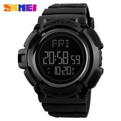 Skmei Outdoor Sports Step Count Multi-functional America Tactical the special arms Diving Private Men Electronic watch watches 1339