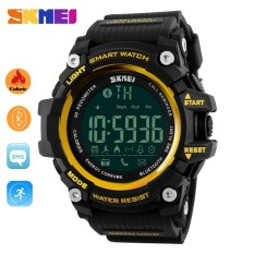 SKMEI Watch 1227 Men Sport Watch Fashion Outdoor Digital Watches Fitness Tracker Bluetooth iOS 4.0 Android
