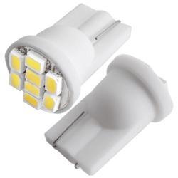 SMD LED Bulbs Set 2 White