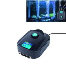 847330c5de0 SOBO SB-988 12W 4 Outlets Adjustable Flow Silent Aquarium Air Pump Fish  Tank Oxygen
