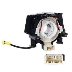 Spiral Cable Replacement Wire For Nissan Navara Pathfinder Tiida Livina 25567-Eb301 25567-Ev06e 25567-1da0a 255671da0a - Intl By Dueplay.