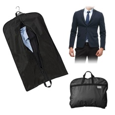 Suit Dress Coat Garment Storage Travel Carrier Bag Cover Hanger Protector Intl