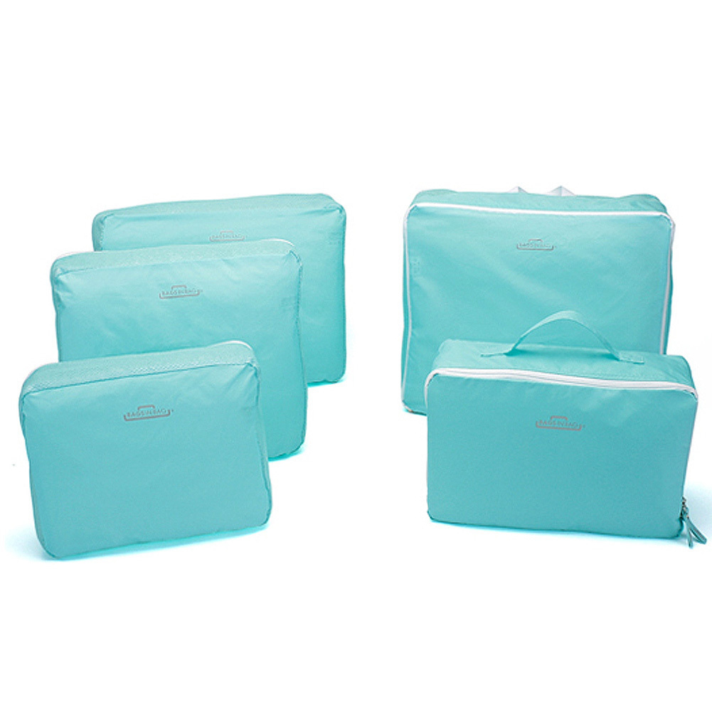 Superior 5pcs Travel Zipped Storage Bag product preview, discount at cheapest price