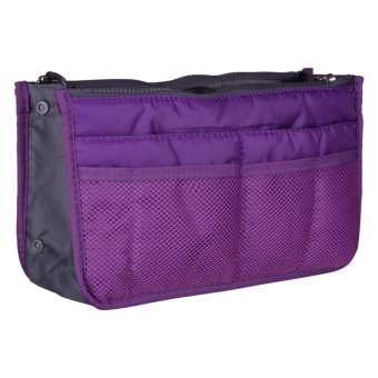 Taikinima Dual Bag in Bag Organizer (Purple) - picture 2