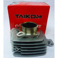 Taikom Motorcycle Cylinder Block Xrm110(standard) By Motorcycle Lifestyle.